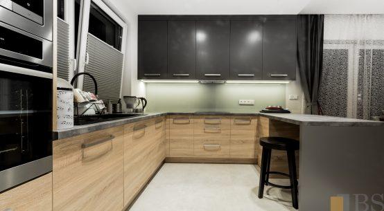 Kuchnia nowoczesna, przytulna kuchnia pod Krakowem, meble kuchenne, kuchnia na wymiar, nowoczesne meble do domu