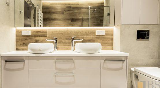 biała szafka łazienkowa, nowoczesne meble łazienkowe, nowoczesne meble do domu