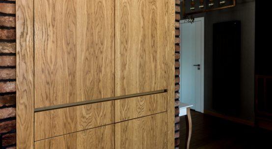 barek-komoda, barek szafka, meble barek do salonu, barek z chowanymi drzwiami