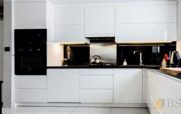Kuchnia biała, kuchnia nowoczesna, nowoczesne meble kuchenne, nowoczesne meble na wymiar