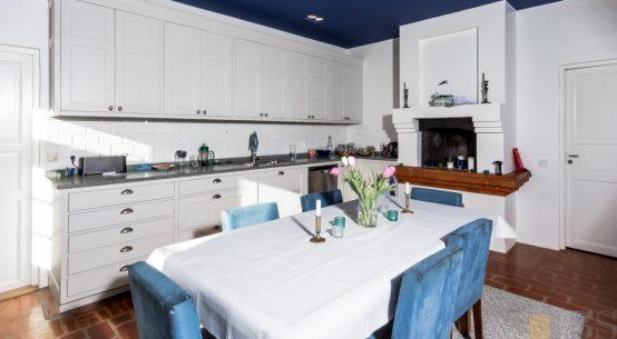 Meble kuchenne na wymiar, meble kuchenne warszawa, kuchnia w stylu skandynawskim, kuchnia biała