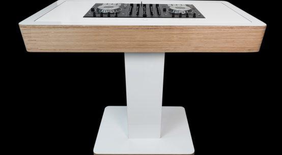 profesjonalny stół DJ-ski