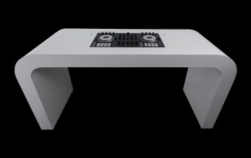 stół DJ-ski klasyczny